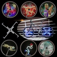 bicycle light system - EVERMATE Bicycle wheel LED Lights Display System DIY416 RGB Colorful Display Your Own Images and Video Bike Cycling Spoke