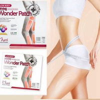 Wholesale 18pcs set Brand New Mymi Wonder Patch Lower Body Treatment Slimming Slim Patch Leg Patch Cream Plaster Lose Weight Loss