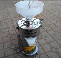 Wholesale aluminum polishing sesame peanut butter V vertical mill machine electric grinding stone grinding wheel piece