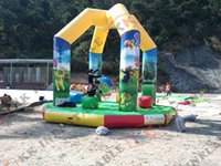 airtight games - KK Factory Commercial Kids Inflatable Games Wrecking Ball Airtight inflatable sports