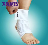 ankle sprain care - Outdoor sports elastic bandage ankle riding mountaineering pressure wound care ankle sprain prevention for men and women
