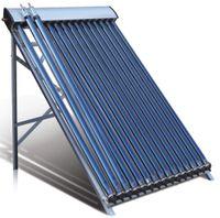 Nuevo colector solar 2016 de presión para piscina, sistema de calefacción solar de agua caliente, calentadores domésticos de tubo tubo de calor