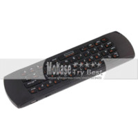 Wholesale New Rii K25A RT MWK25A Wireless Keyboard Computer Peripherals Full Duplex Voice Game Air Mouse IR Remote for Laptop TV BOX