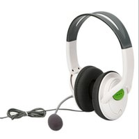 Wholesale New LIVE Headset Headphone with Mic Microphone EARPHONE For XBOX WIRELESS CONTROLLER