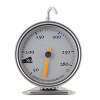 Wholesale New Stainless Steel Baking Oven Thermometer Kitchen Food Meat Cooking Celsius
