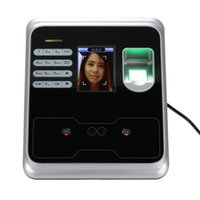 Wholesale FACE600 FACE USERS FINGERPRINT READER FACIAL RECOGNITION TIME ATTENDANCE USB DOWNLOAD