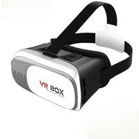 android phones for sale - In Stock Sale VR BOX II Google Cardboard HeadMount Version VR Virtual Reality D Glasses for inch Smart Phone