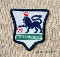 baby premier - England Premier Football Badge League Symbol Sew On Patch Shirt Trousers Vest Coat Skirt Bag Kids Gift Baby Decoration