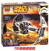 advanced babies - Bela Star Wars The Force Awakens TIE Advanced Prototype Building Blocks Baby Toys Minifigures Compatible