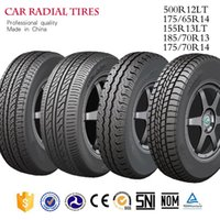 Wholesale Radial TIRE Supply Car tires R12LT Made in China high quality Non slip wear resistant Multiple sizes Tires