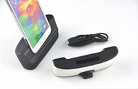 battery dock - Battery Dual Sync Desktop Charger Cradle For Samsung Galaxy S5