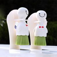 antibacterial plastics - Sunny Doll Face Brush Algae Antibacterial Authentic Super Soft Washing Brush Deep Pore Cleansing Brush Face