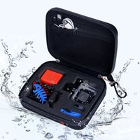 accessories collection - Factory Sell Gopro Case Medium size new Travel Storage collection bag Case for GoPro Hero Action Camera Accessories action camera case