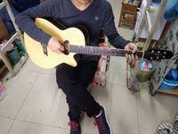 Wholesale wood guitar