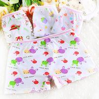 Wholesale Strawberry Boxers - cartoon rabbit cake heart strawberry high heels girls trunk boxers kids shorts child panties cotton pants children underwear briefs 100pcs
