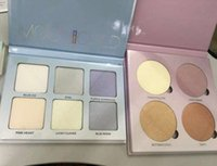 best powder blusher - In stock best quality Moonchild ABH Glow Kit Moonchild color Highlighters Makeup Face Blush Powder Blusher Palette Cosmetic Moonchild