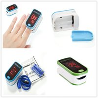 Wholesale Newest Fingertip Pulse Oximeter alarm Spo2 Blood Monitor Pulse Rate with OLED screen Health care Saturation Oximetro Monitor
