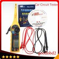 automotive electricity - Multi function Electric Automotive auto Circuit Tester Multimeter Lamp Car Repair Electrical Multimeter Electricity Detector