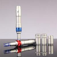 auto lift equipment - Dr pen Ultima A6 facial lifting equipment auto electric derma pen needle cartridge dermapen wrinkle remover