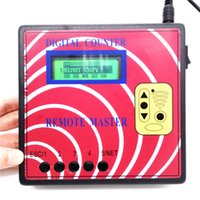 Wholesale Digital Counter Remote Master Generation Frequency Display Key Copier Remote Control Copy Regenerate RF Copy Auto Car Tool