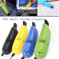 Wholesale Creative laptop USB vacuum cleaner mini laptop keyboard powerful mini vacuum cleaner