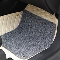 Wholesale Car Floor Mats Car Special Floor Mat Black Beige Wine Red Brown for Mazda CX CX5