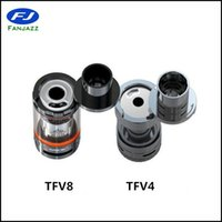 baby update - Good Price Smok TFV8 Clone Atomizer Tank ML Top Filling Atomizer With V8 T8 V8 Q4 Coil Update TFV4 Atomizer vs TFV8 baby RDTA toptank mini