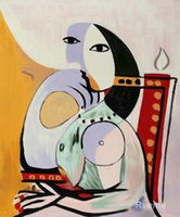 Wholesale Hand painted art on canvas Walrobinson Pablo Picasso paintings for sale High quality