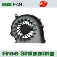 Cheap Original cooling fan for HP 655 CQ655 for Compad 655 CQ655 series laptop notebook CPU radiator 688306-001
