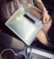 Wholesale Composite jelly bags fashion bags fashion handbags new spring Single chain bag