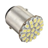 Wholesale High Quality T25 S25 BAY15D LED SMD Car Auto Turn Stop Brake Signal Parking Lights Lamp Bulb DC12V White Red