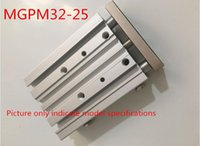 Wholesale SMC Type MGPM32 Thin cylinder with rod MGPM Three axis three bar MGPM32 Pneumatic components