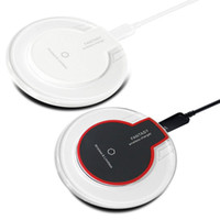 best pad - 2016 New Best Quality Qi Wireless Power Charger Charging Pad Receiver Kit Adapter for Apple iPhone S C SE S Plus