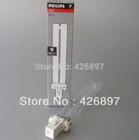 Wholesale Original PHILIPS Special TUV PL S W P UVC Fluorescent Germicidal Lamp PL S W UV tube TUV PL S9W P Bulb