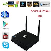 best video receiver - the best quality KII Amlogic S812 android tv box quad core tv box K H video decoding K2 Smart TV BOX