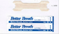 Wholesale 4000Pcs Better Right Breath Nasal Strips Relief Nasal Congestion Stop Snoring Strips