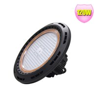 Wholesale UFO Led High bay Light W Gas station lamp led canopy light retrofit SMD Meanwell driver IP65 Lm High bay light fixture