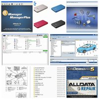 auto sales software - 2016 hot sale Alldata Mitchell B OSCH etc in with TB NEW Hard Disk auto repair software Free dhl Shipping