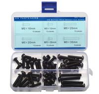 Wholesale Button Head Socket Cap Screw M5 Qty Assortment Kit M5 to M5 mm Kinds