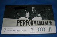 Wholesale hot Beta52A Beta56A Beta57A Drum kit piece Drum microphone kit set