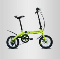 Wholesale High quality portable folding bike Shimano speed folding bicycle Lightweight inch speed Kids Bike
