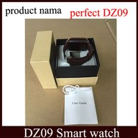 apples writing - Smart watch DZ09 Bluetooth Sports Smartwatch SIM Mini Phone Call Write Watches For Apple Samsung IOS Android Cell phone vs GT08 U8 Q18