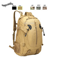 Wholesale Oudoor Sports Waterproof Tactical Pack Bag Rucksack Knapsack Assault Combat Military Camouflage Pack Tactical Backpack SO11