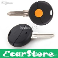 Wholesale 1 Button Remote Replacement Entry Key Shell Case One Button for BMW Smart ForTwo