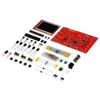 Wholesale DSO138 quot TFT Digital Oscilloscope Kit DIY Parts With Charger Electronic