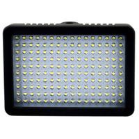 Wholesale New arrival set W160 LED Video Camera DV For CANON Light Lamp for NIKON for JVC V W