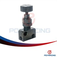 Wholesale PQY STORE NPT Brake Proportion Adjustable Prop Valve Brake Bias Adjuster Knob Type Brisca F2 PQY3315BK