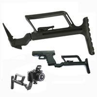 Wholesale tactical airsoft accessories gun accessories GLR G17 stock for rifle scope hunting for Gen only Gen