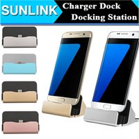 base station mobile - Universal Android Mobile Phone Charger Dock Base Micro USB Charging Sync Docking Station for Samsung S6 S7 Edge Huawei Xiaomi LG