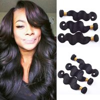 best selling hair color - Best Selling A Grade Unprocessed Malaysian Body Wave Human Hair Weave Bundles Malaysian Hair Bundles Human Hair extension Soft